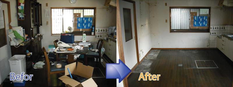 滋賀県で不用品回収や不用品処分の事ならお任せください